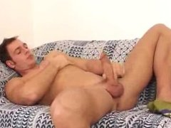 STRAIGHT HANDSOME YOUNG FIT CZECH STRIPS AND MASTURBATES