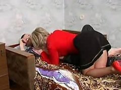 MATURE RUSSIAN HORNY MOM