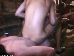 Gay clip of You got all the makings of a good hazing in this one