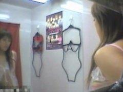 Secretly Videoed Suit Change Room