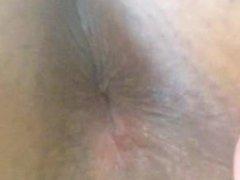 My ass hole is still virgin