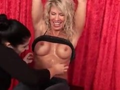 hot milf tickle torture