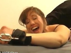 Victoria Getting Her Feet Tickled