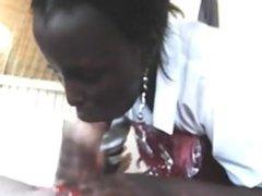 African Kenyan BJ.