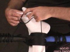 Knee Sock Tickling (Tickle Channel) m/f