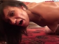 FunMovies German amateur girl in a threesome