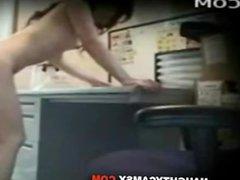 Asian Sex Caught on Hidden Cam