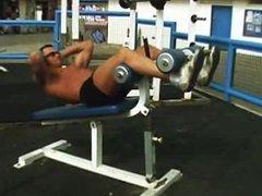 Muscle Training en Venice Beach