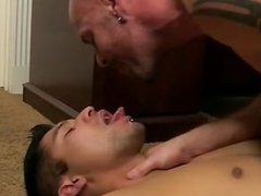 Naked men After face ravaging and munching his ass, Mitch tears up