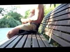 Public Jerking Cumpilation
