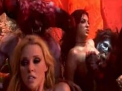 Hannah Goes to Hell - Music Video - Compilation