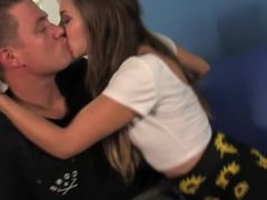This Cute Teen Gives The Best Blowjobs
