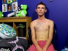 Twink movie of Sexy youthful lad model Bentley is brand fresh to the
