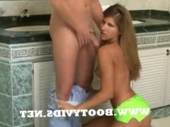 Jennifer Stone Takes Dick In Bathroom
