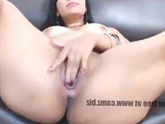Latina VictoriaK Fucks Her Pussy and Big Ass  Teens