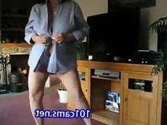 Mature Strip Dance - negrofloripa Matures