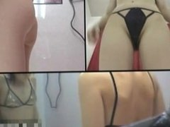 Hidden Camera Brassiere Fitting Room