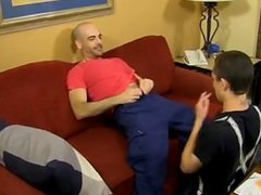 Hot gay scene Phillip Ashton feels badly taking a big tip for a simple