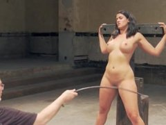 bdsm training how use a whip