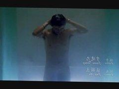 Japanese baseball shower 2