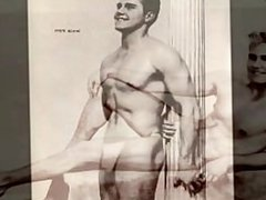 Vintage Actor Bruce Mars physique retrospective