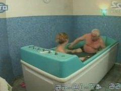 NF Olga Pavlenko Bath Blonde