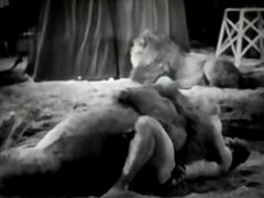 Pre-code Buster Crabbe bare-ass as the Lion Man 4