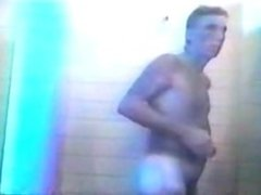Hit the showers a lockerroom candid