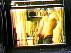 Hot homemade window (vintage)
