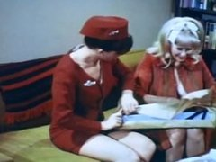 trailer - The Daisy Chain (1969) Stewardesses Gone Wild retro style