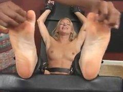 naked tickle torture