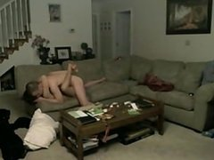 Chinese American and White husband sextapes 4