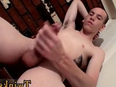 Gay cock Post-Cum Piss Gets Jake