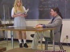 teacher tickling ( prof chatouiller par ses élèves ) .