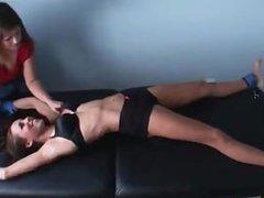 tickling the hardbody
