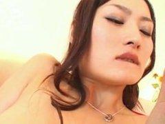Risa Pleasuring Herself