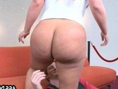 Julie Cash's Huge ass takes a beating_1.3