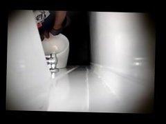 spy urinal copilation