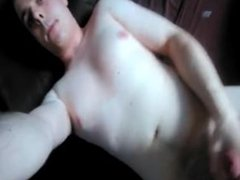 sub taaaanga wanking his twinky sub cock to cum for you