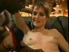 Watching His Wife Get Fucked Hard by a Big Black Cock