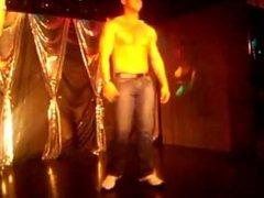 girth brooks club strip