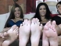 Triple Foot Goddesses