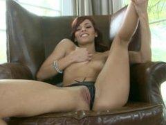 Valerie In Black - Sexy Striptease