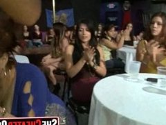 26 Awesome orgy at club with hot bitches! 42