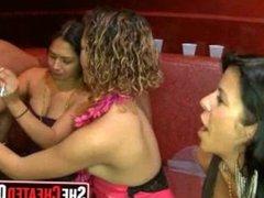 38 Slutty girls sucking cock at sex party07