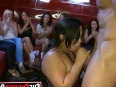 39 Slutty girls sucking cock at sex party14