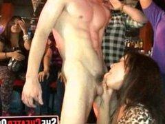 21 Hot sluts caught fucking at club 166