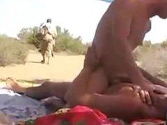 fucking at nudist beach