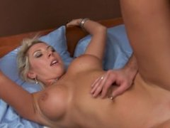 Sweet blonde Skylar Price gets ass fucked
