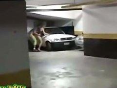 Amador - Sexo no Estacionamento